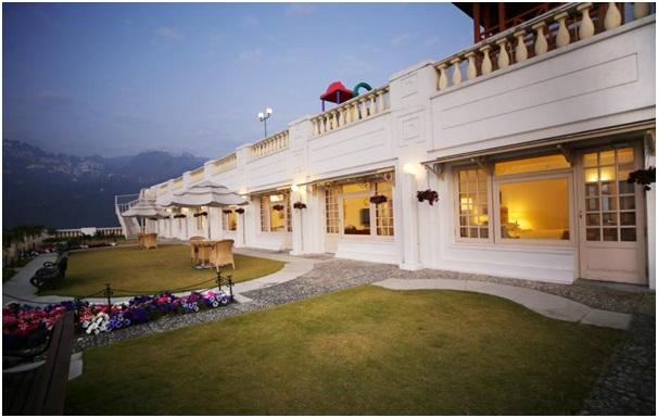 JAYPEE RESIDENCY MANOR HOTEL WITH A VIEW PERFECT WEEKEND GETAWAY