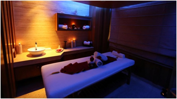 Romantic Spa Packages in NCR