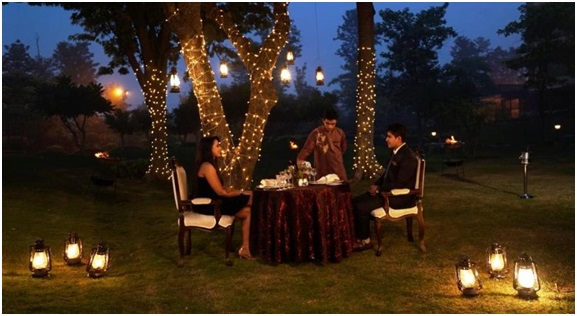 The Starry Night Package – Begin your Daawat-e-Ishq
