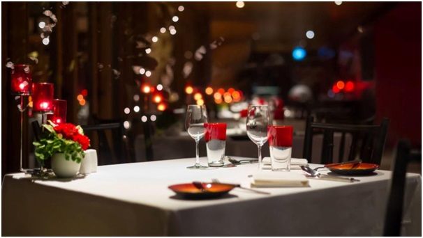 An Intimate Dining Experience at Pavilion Café