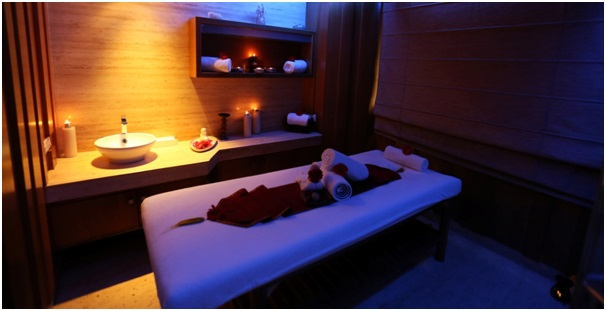 Tamaya – our Spa, Salon & Fitness Centre