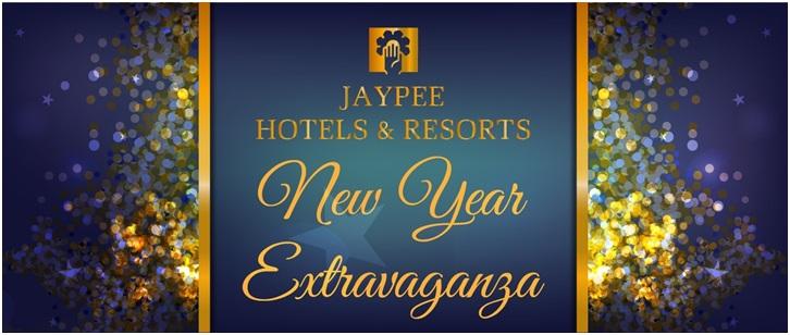 New Year Extravaganza at Jaypee Hotels & Resorts