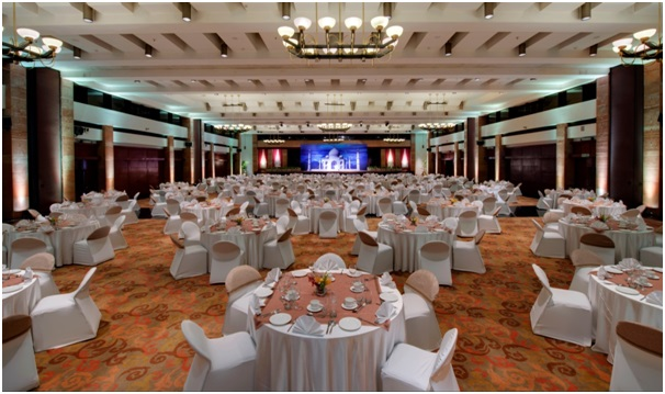 New Year Celebration - Jaypee Palace Hotel and Convention Centre in Agra
