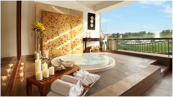 Jaypee Greens Golf and Spa Resort in Greater Noida