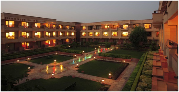 Jaypee Palace Hotel and Convention Centre in Agra