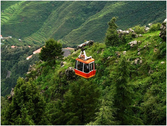 8 Places to Explore while on a Delhi to Mussoorie Trip