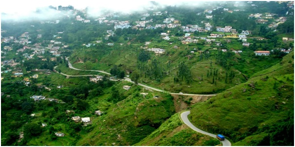 Camel's Back Road- 8 Places to Explore while on a Delhi to Mussoorie Trip