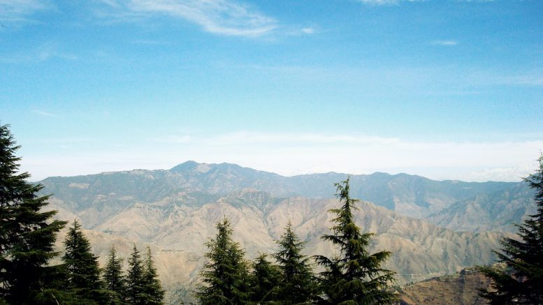 MUSSOORIE: A WALK THROUGH THE MOUNTAINS AND INTO THE CLOUDS