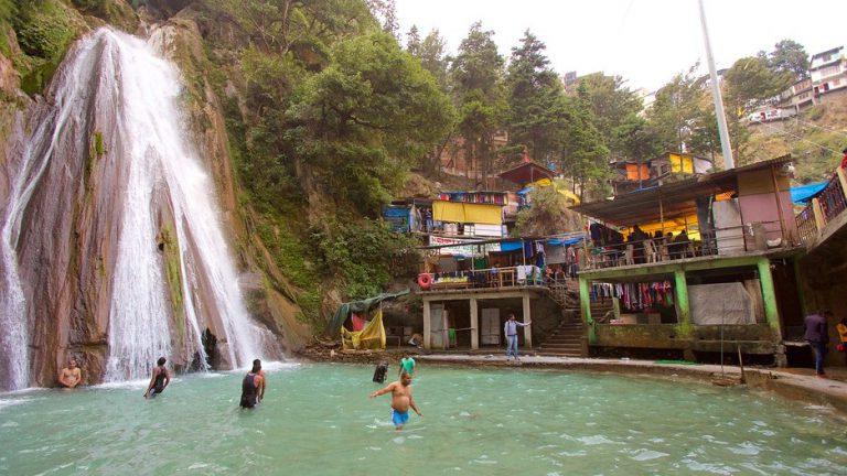 Kempty Falls - Weekend Trip to Mussoorie from Delhi