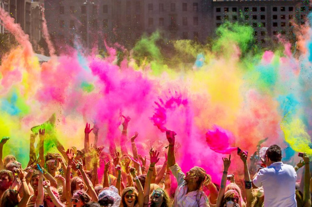 Celebrate Holi in the lap of Himalayas at Jaypee Residency Manor, Mussoorie