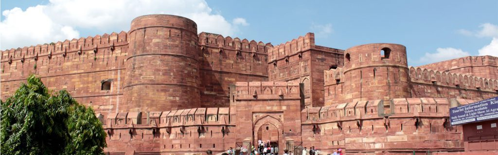 Agra Fort - HERE ARE THE THINGS YOU CAN DO THIS WEEKEND IN AGRA