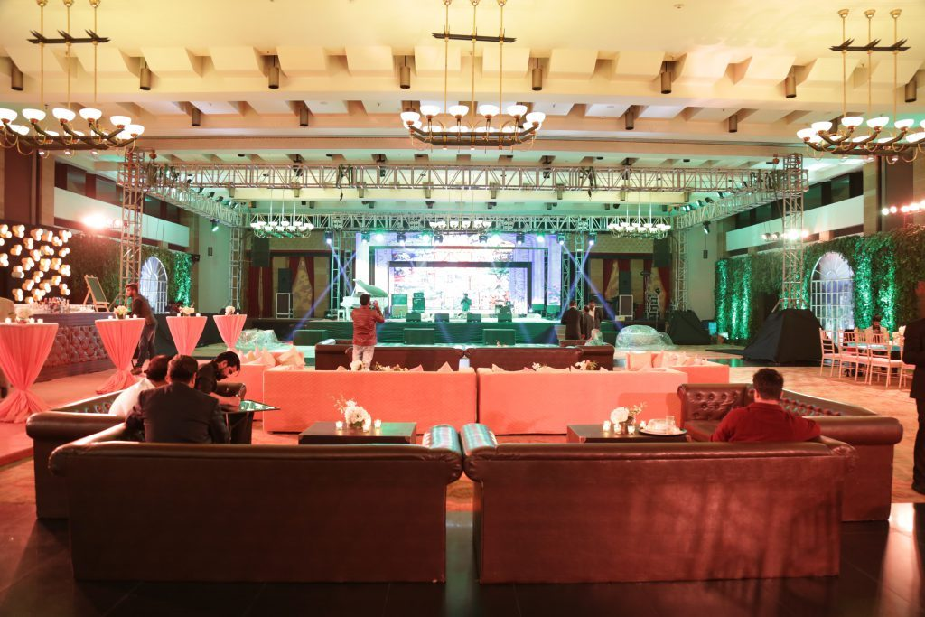 Jaypee Palace Hotel & Convention Centre, Agra