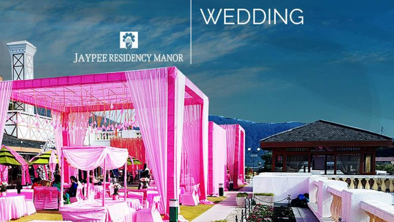 Jaypee Residency Manor, Mussoorie for Luxury Wedding Destinations & Venues