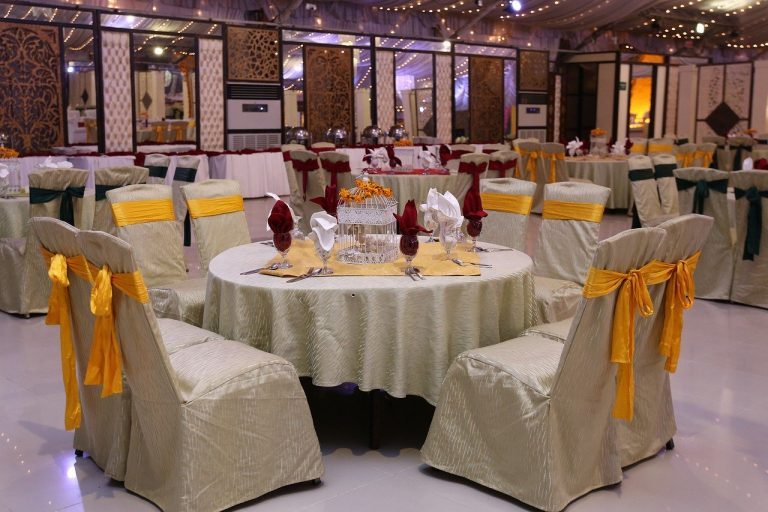 banquet hall Services