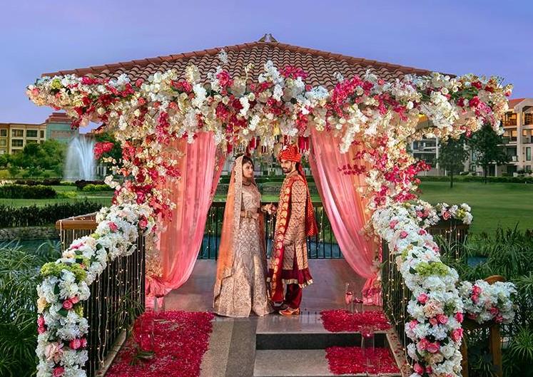 best 5-star luxury wedding venues in Delhi