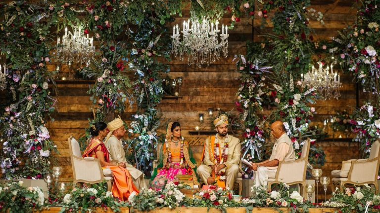 indian wedding themes
