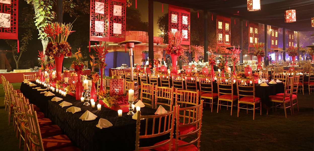 luxury banquets Agra
