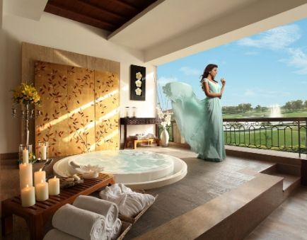 luxury Spa Resorts and Hotels in India