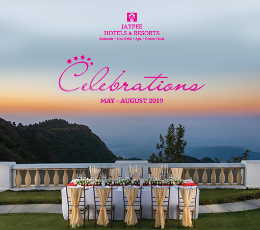 Celebrations May to Aug 2019