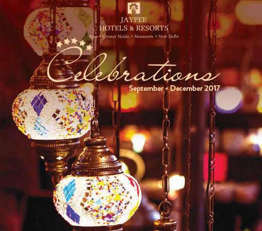Celebrations Sep to Dec 2017