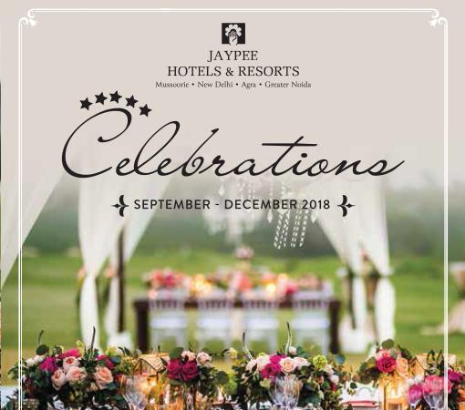 Celebrations Sep to Dec 2018